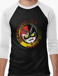 Henshin a go go!! Men's Baseball ¾ T-Shirt