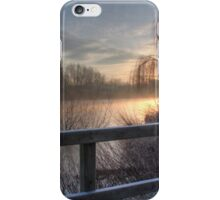 The Hoar Frost iPhone Case/Skin