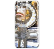 life is art thou iPhone Case/Skin