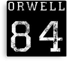 George Orwell - 1984 Canvas Print