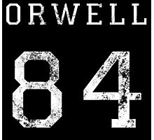 George Orwell - 1984 Photographic Print