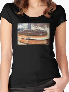 Patina Grill Women's Fitted Scoop T-Shirt