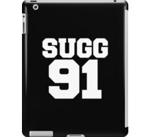 SUGG 91 - ThatcherJoe Baseball - Joe Sugg iPad Case/Skin