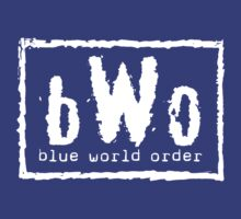 bWo - Blue World Order by rzrb