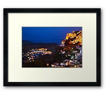 Voyage to Cythera Framed Print