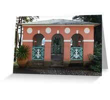 Gimme Shelter Greeting Card