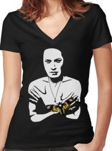 Billy Boy Women's Fitted V-Neck T-Shirt