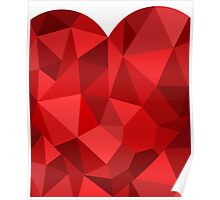 Corset - Hearts Delight Diamonds Poster