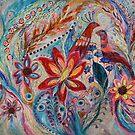 The Splash Of Life #21. The fragility of light by Elena Kotliarker