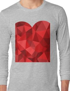 Corset - Hearts Delight Diamonds Long Sleeve T-Shirt