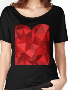Corset - Hearts Delight Diamonds Women's Relaxed Fit T-Shirt