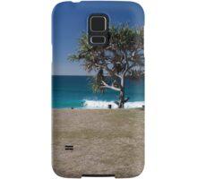 Paddle Boarder, Cabarita NSW Australia Samsung Galaxy Case/Skin