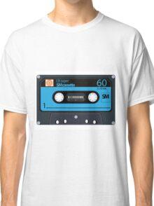 Cassette - vintage audio tapes Classic T-Shirt