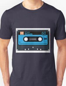 Cassette - vintage audio tapes Unisex T-Shirt