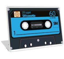 Cassette - vintage audio tapes Laptop Skin