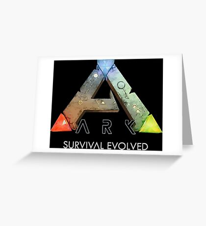 Ark Survival Evolved Greeting Card