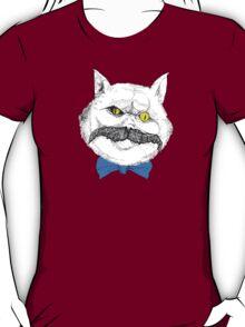 Evil Cat #1 T-Shirt