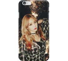 Kim Taeyeon - Fire iPhone Case/Skin
