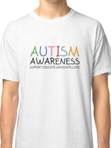 Autism Awareness Classic T-Shirt