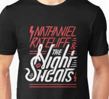 NATHANIEL RATELIFF & THE NIGHT SWEATS POSTER LIVE CONCERT Unisex T-Shirt