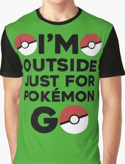 Pokémon Go 1 Graphic T-Shirt