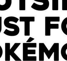 Pokémon Go 1 Sticker