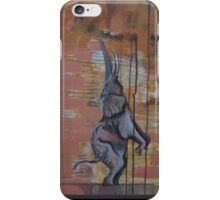 reaching up ... or ... The new life of the crying elephant iPhone Case/Skin