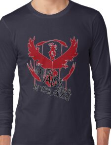 VALOR!!!!!!!! Long Sleeve T-Shirt