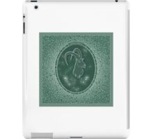 Capricornus - Zodiac earth sign iPad Case/Skin