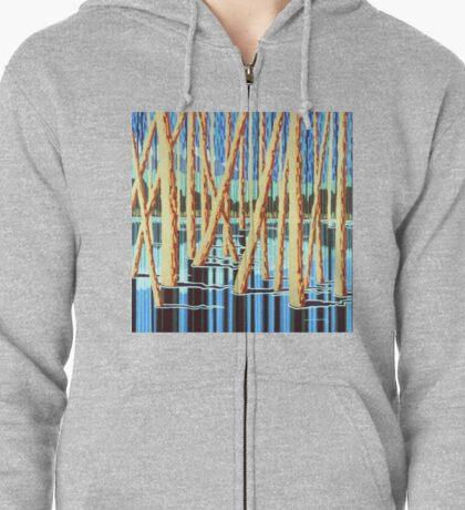Wetlands Zipped Hoodie