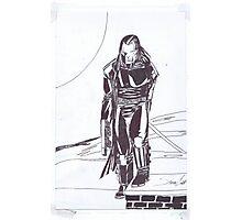 shadow assassin Photographic Print