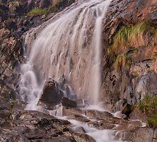 Lesmurdie Falls by Neil Bushby
