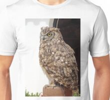 Lord of Wings - Owl Bird of prey Unisex T-Shirt