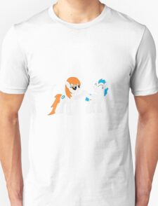 Atlas and Peabody: Portal 2 T-Shirt