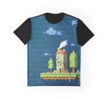 Kubik Rubik City Graphic T-Shirt