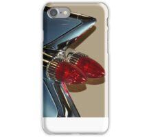 Blue Caddy iPhone Case/Skin