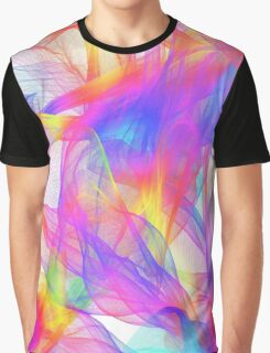 scarf colours Graphic T-Shirt