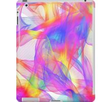 scarf colours iPad Case/Skin