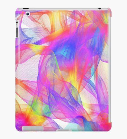 scarf colours iPad Case/Skin