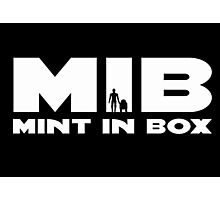 MIB - MINT IN BOX R2D2 & C3PO Action Figures Photographic Print