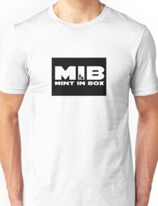 MIB - MINT IN BOX R2D2 & C3PO Action Figures Unisex T-Shirt