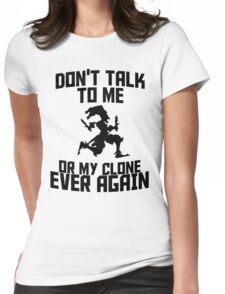 Shaco meme Womens Fitted T-Shirt