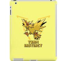 Team Instinct Classic iPad Case/Skin