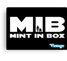 MIB - MINT IN BOX R2D2 & C3PO Kenner Style Canvas Print