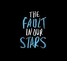 the fault in our stars - black by zeeyum