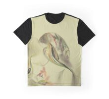 Tulip pattern Graphic T-Shirt