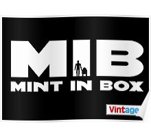 MIB - MINT IN BOX R2D2 & C3PO Palitoy Vintage Style Poster