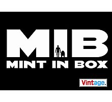 MIB - MINT IN BOX R2D2 & C3PO Palitoy Vintage Style Photographic Print