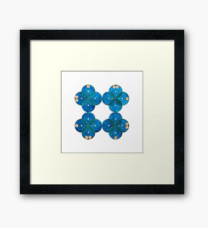Ne3ma (Grace) Framed Print