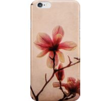 A Blossom in Spring iPhone Case/Skin